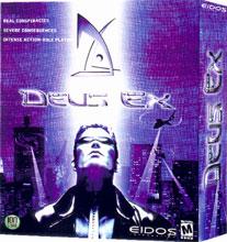 (Soundtrack/Gamerip) Deus Ex - 2001, MP3, 190 кб/с